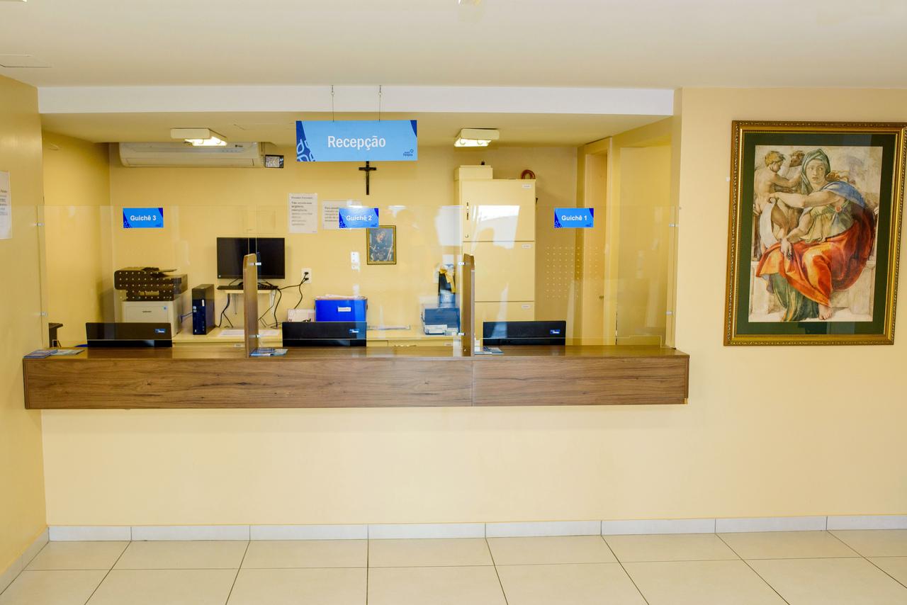 2016 - O Consultório de Especialidades é reinaugurado em nova área, na rua Marechal Floriano. O novo espaço permite melhor fluxo de pacientes para marcar consultas, além de adaptação da estrutura.