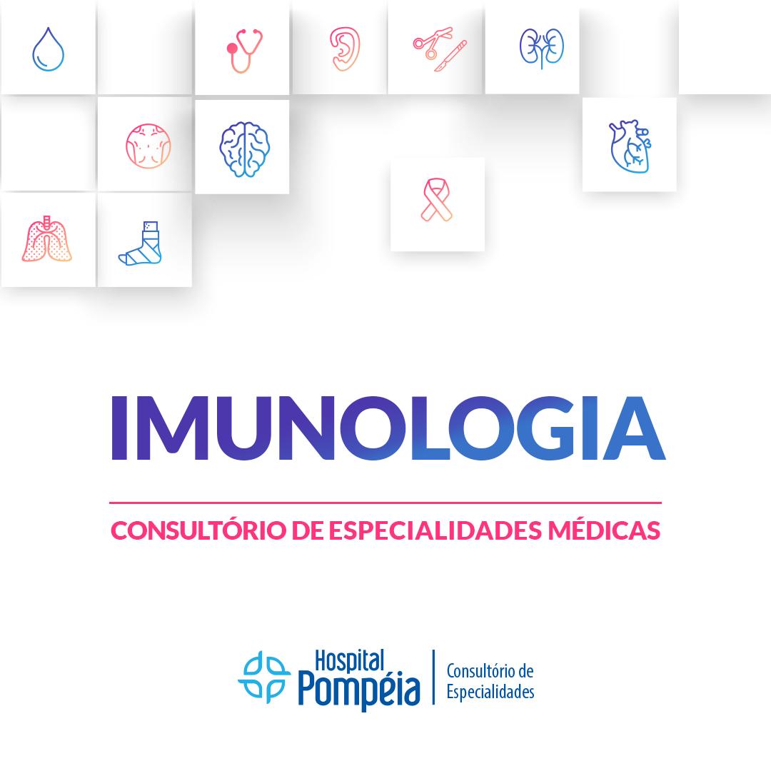 Consultório de Especialidades Médicas - Imunologia